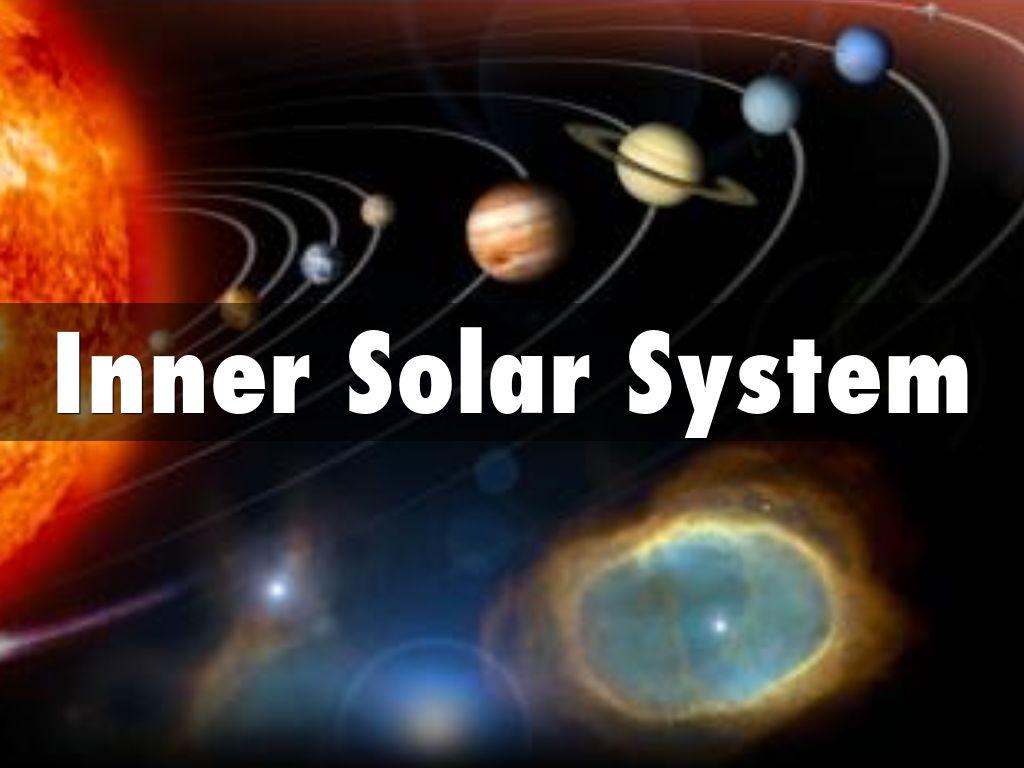 Inner Solar System By Dylanezevich