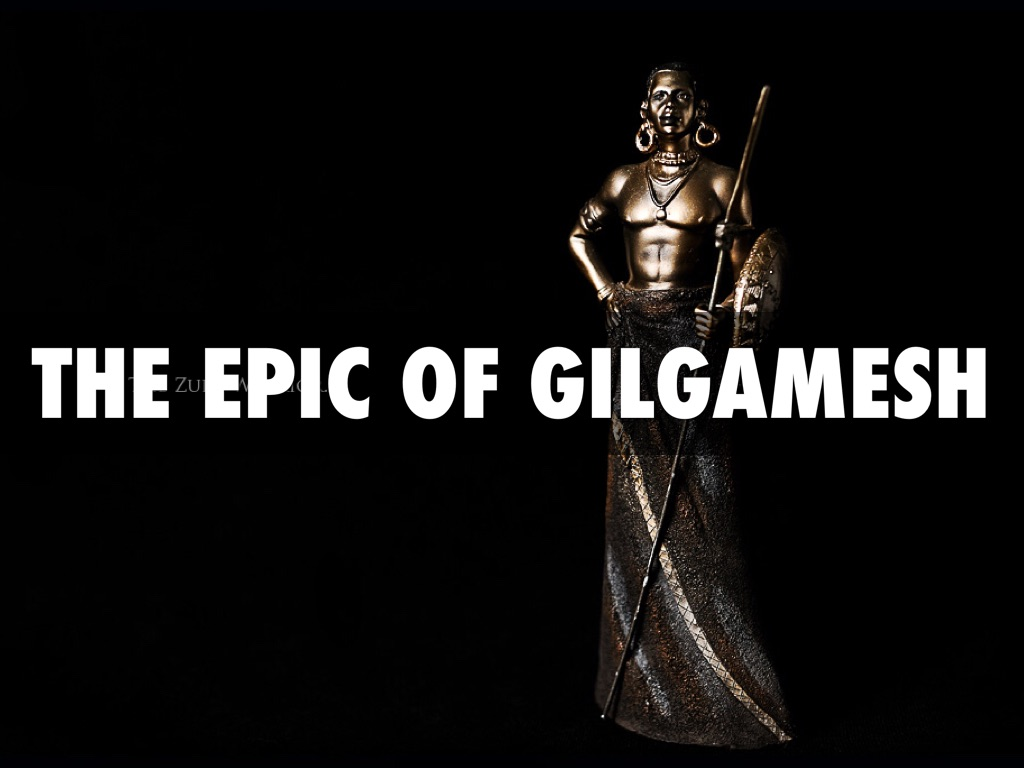The Epic Of Gilgamesh By Ethan Chaffee