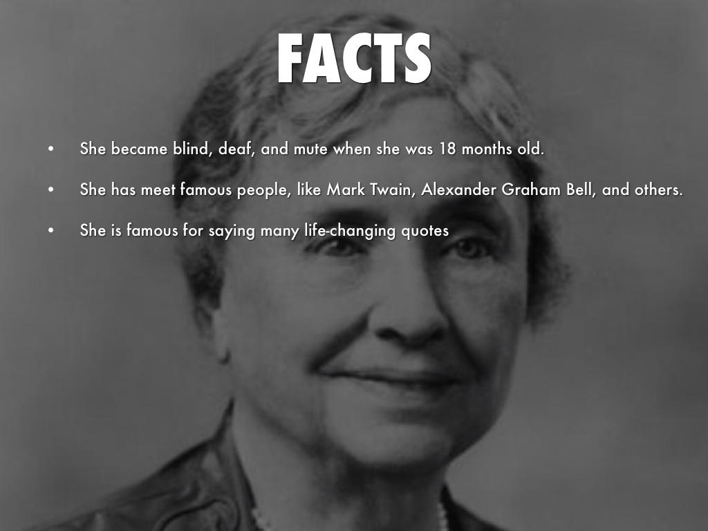 Helen Keller By Nancy