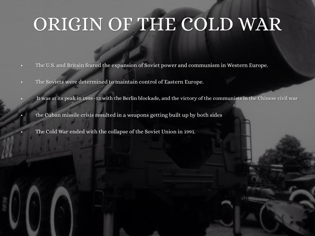 Cold War By Aisha Khan