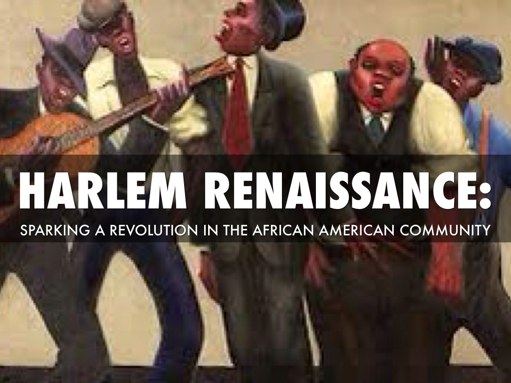 How Did The Harlem Renaissance Effect The African