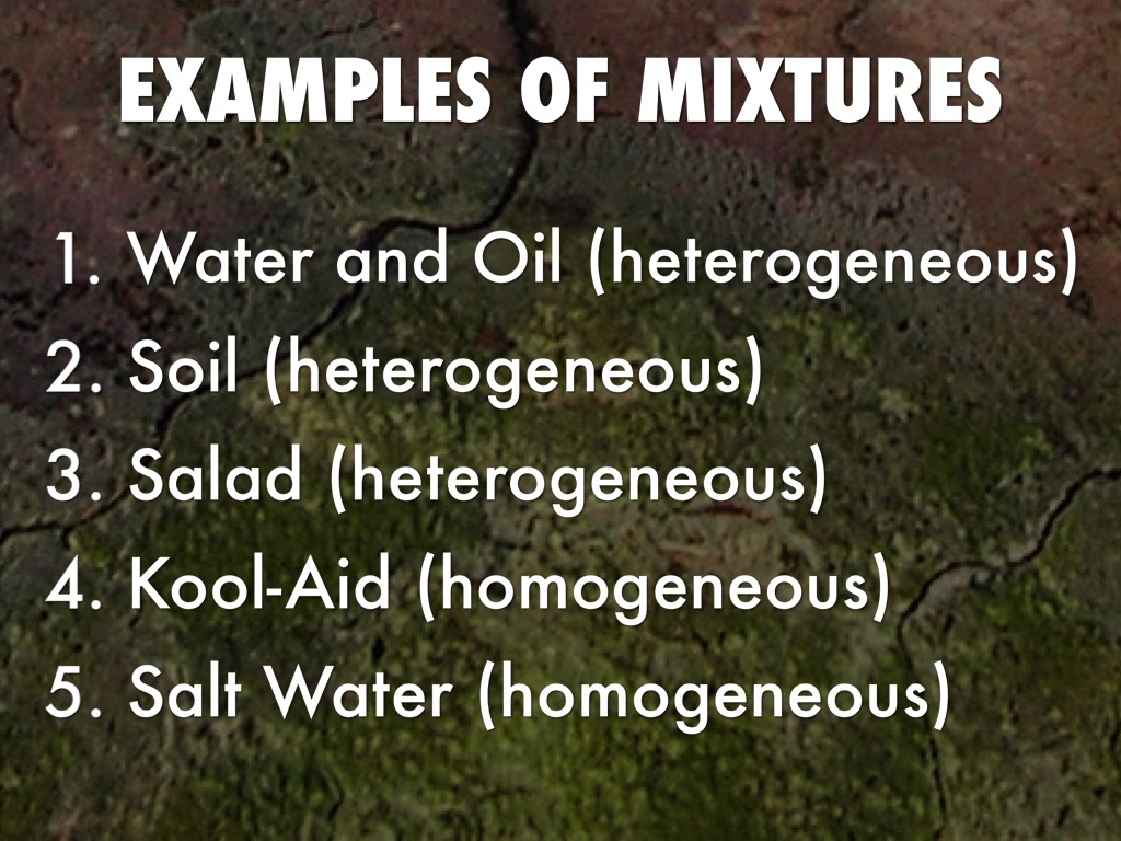 Elements Compounds And Mixtures By Sonia Sok
