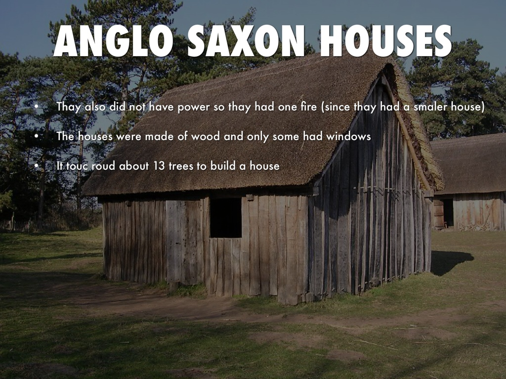 Anglo Saxons By Gracelowe