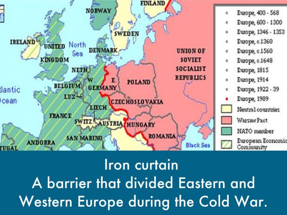 Iron Curtain Countries Map Curtain Menzilperde Net