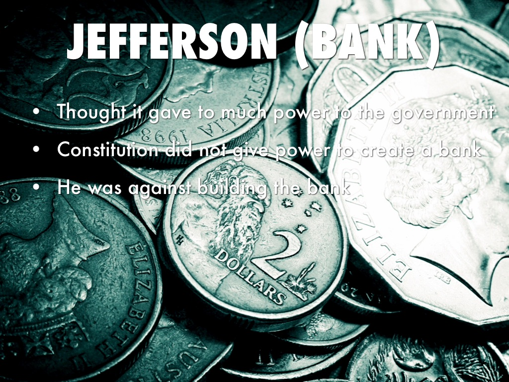 Hamilton Vs Jefferson By Giughjghjmv