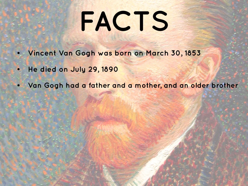 Vincent Van Gogh By Jakob Van Vark