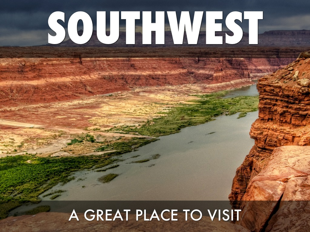 Intro To The Southwest Region By Poethma
