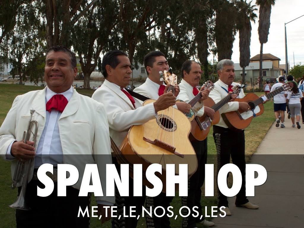 Spanish Dop Amp Iop By Anton Gutierrez