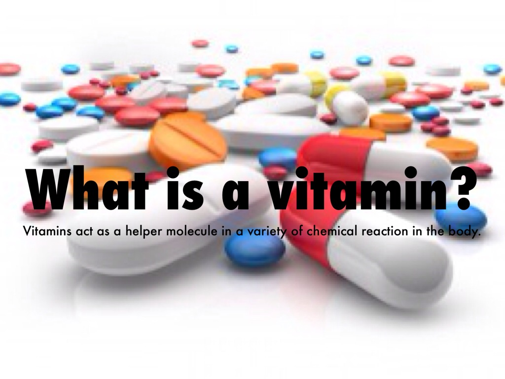 Vitamins And Minerals By Desiree Jackson