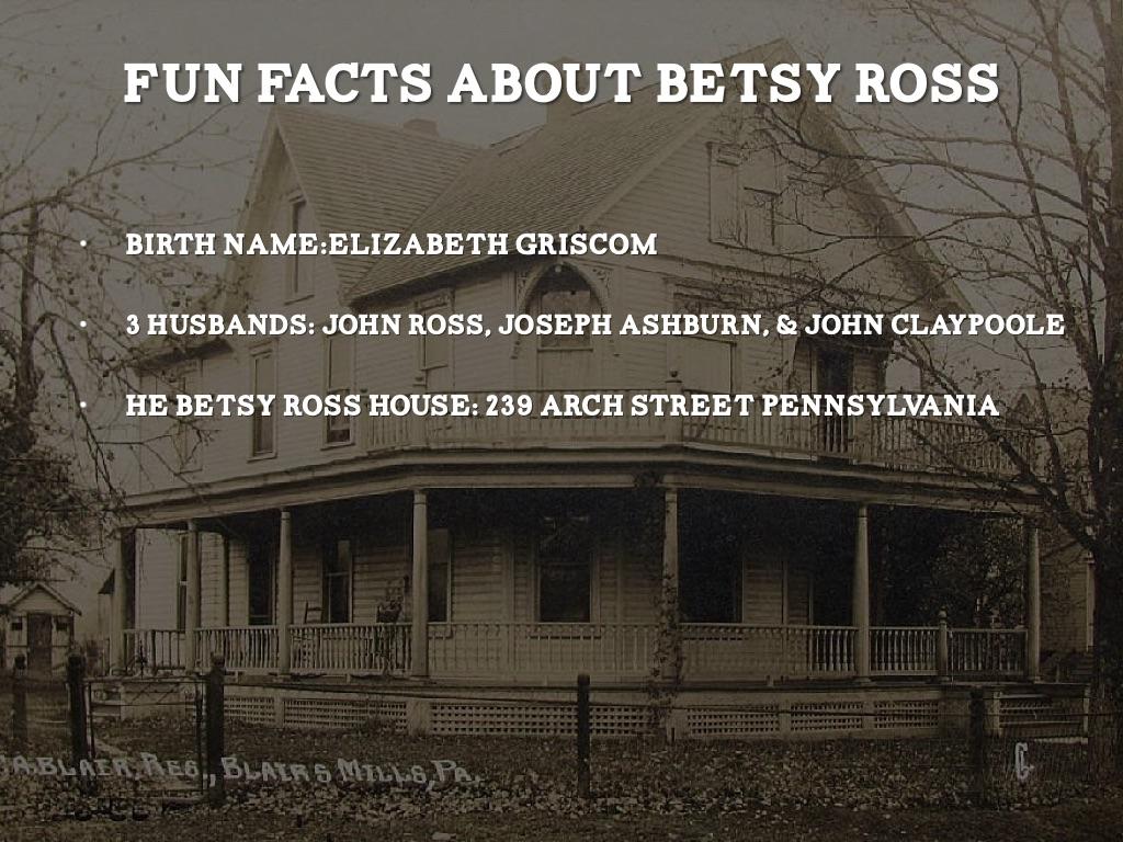 Betsy Ross And John Ross