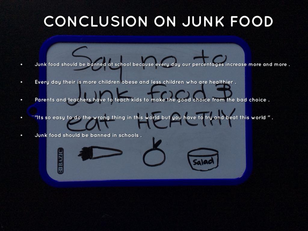 Junk Food By Tais Portillo