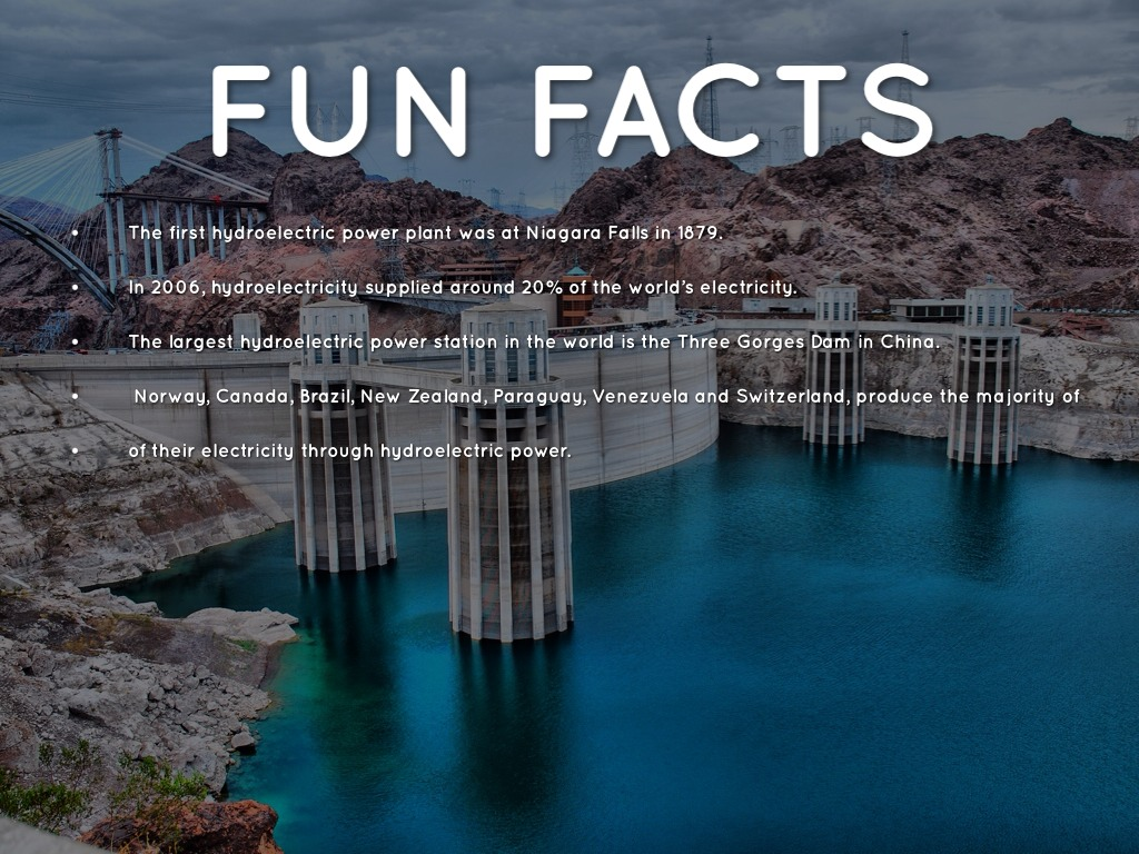 Hydroelectric Energy By Emeline