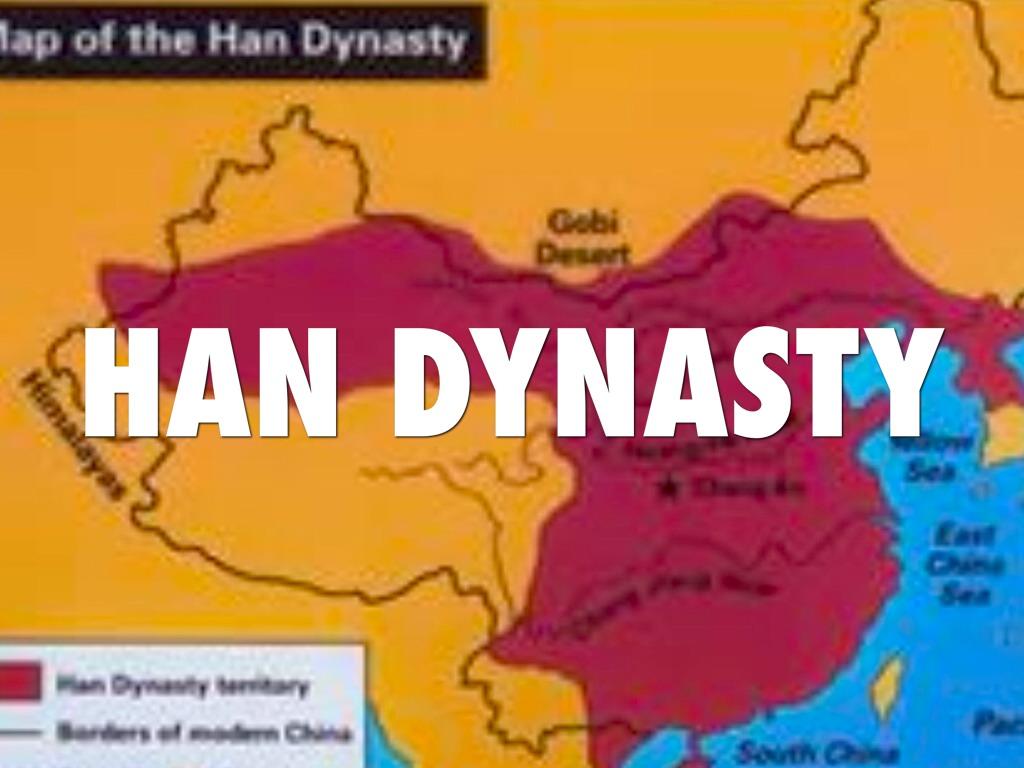 Han Dynasty By Cynthia Boro