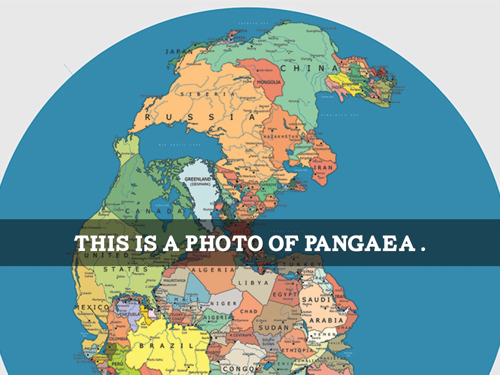 Pangaea Tectonic Plates Worksheet