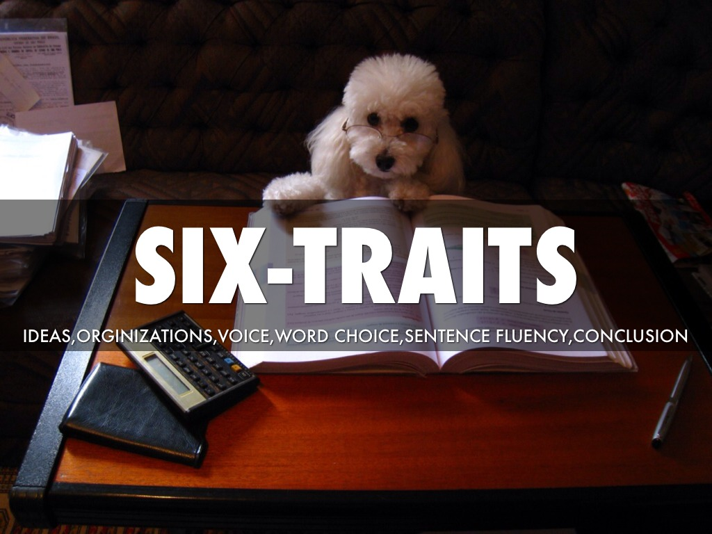 Six Traits By Christiannsen