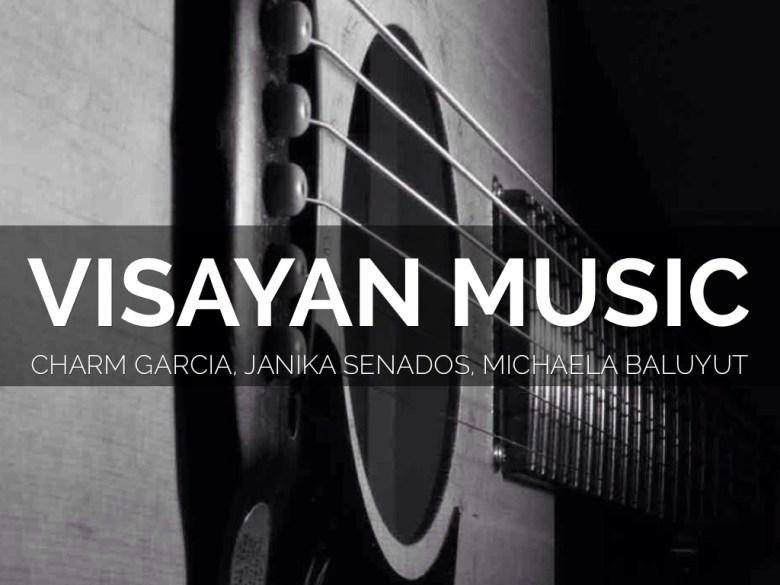 visayan music by charm jae garcia
