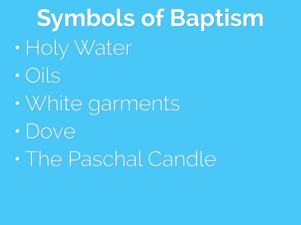 Baptism By Christina Fojas