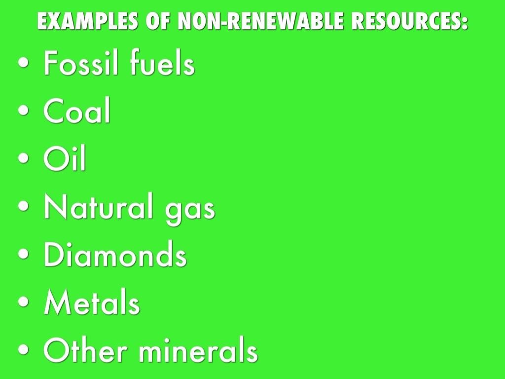 Non Renewable By Natasjia02
