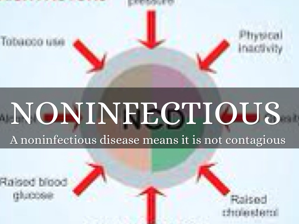 Noninfectious Diseases By Whitney Salters