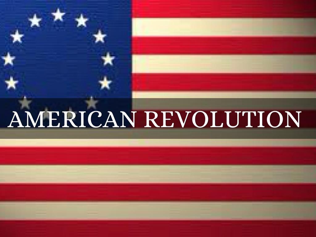 American Revolution Conflict