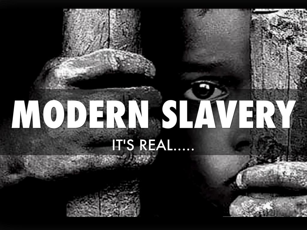 Slavery By Liam Brien By Liam Brien