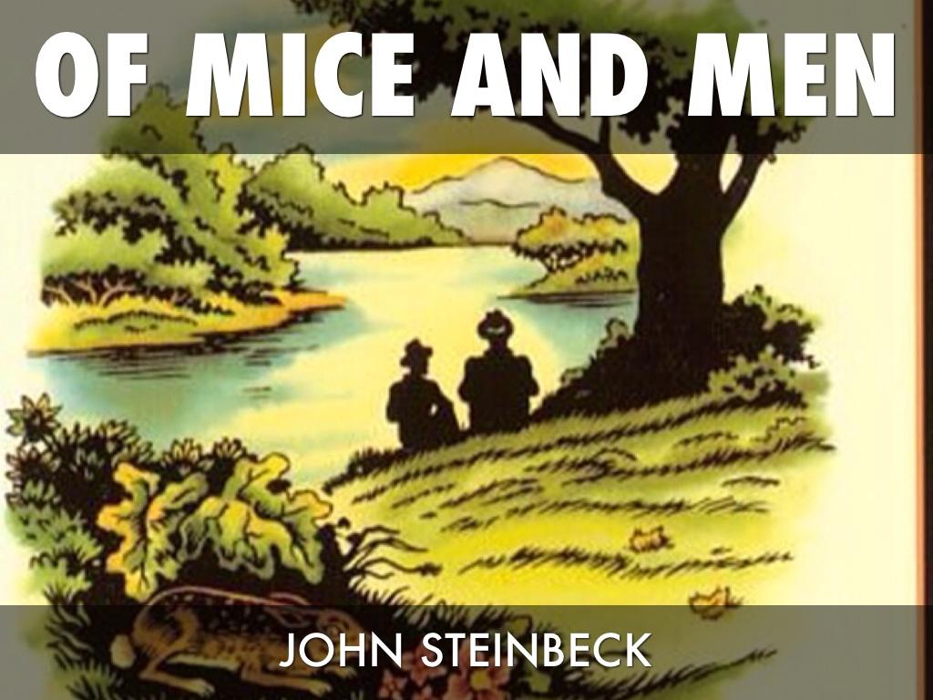 Mice And Men Salinas Valley Ca
