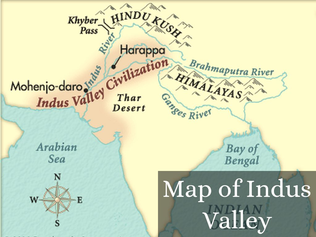 Ancient Indus Valley By Barnessyd