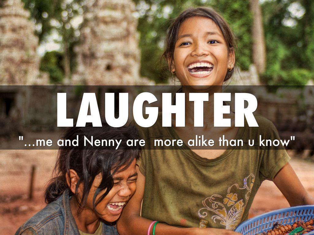 Laughter Best Medicine Origin