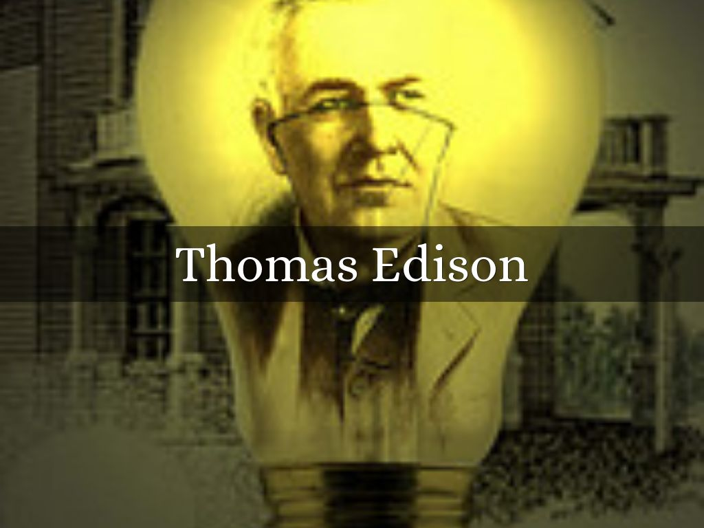 Edison Light Bulb