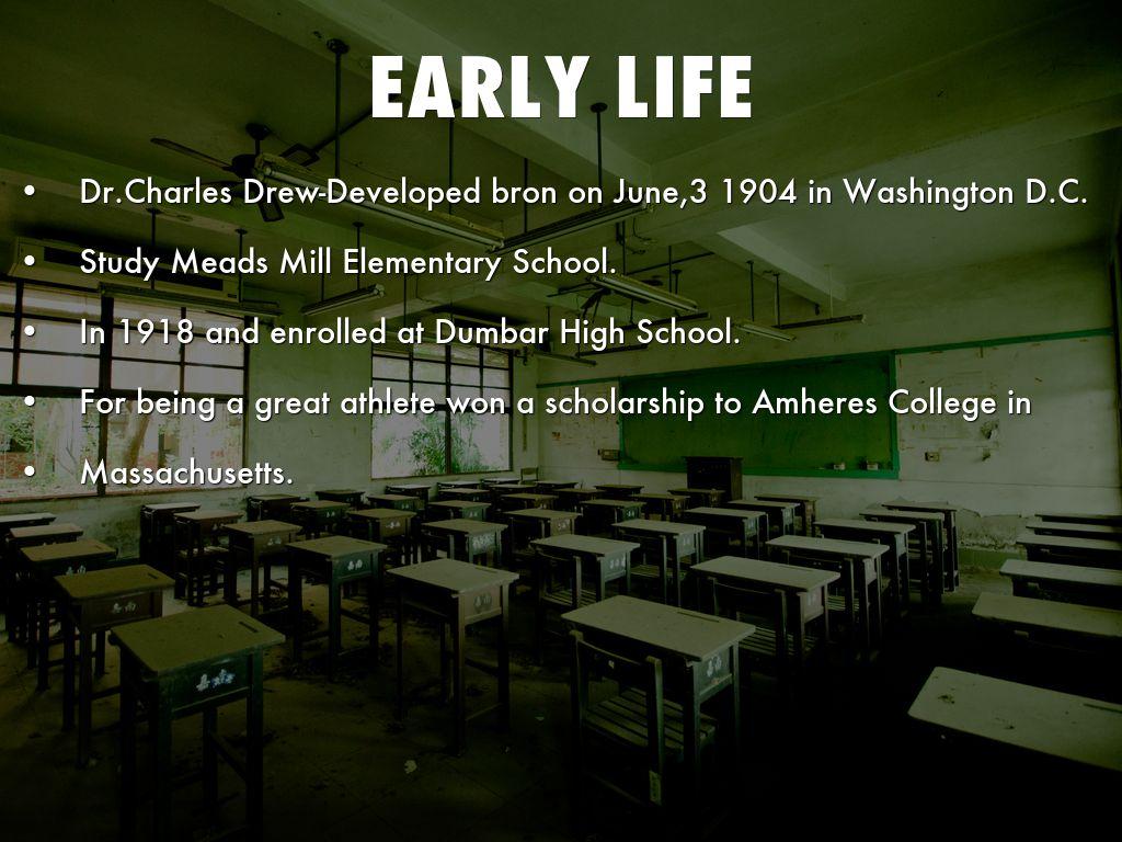 Dr Charles Drew Developed By Natalieleyva