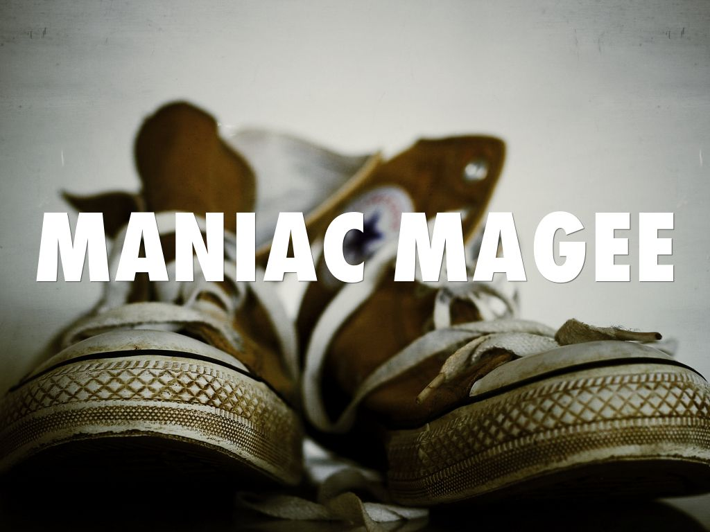 Maniac Magee By Marquaikelly