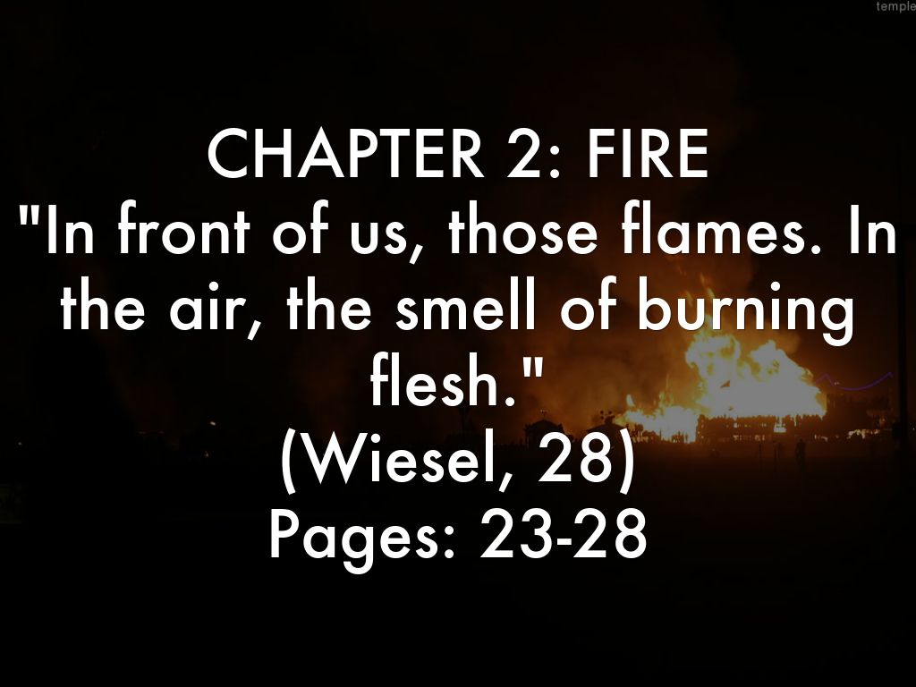 The Book Night By Elie Wiesel Chapter 1 Quotes From Night