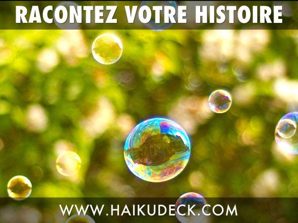 Qu'est-ce que Haiku Deck ? by Xavier Malherbet