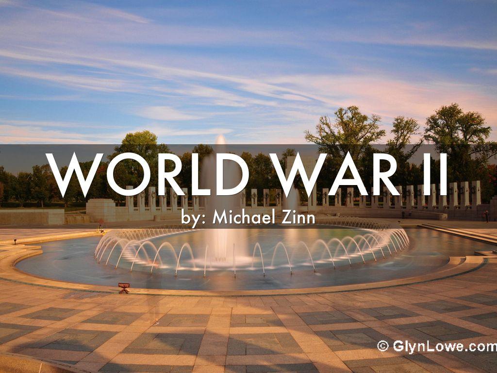World War Ii By Zllgator