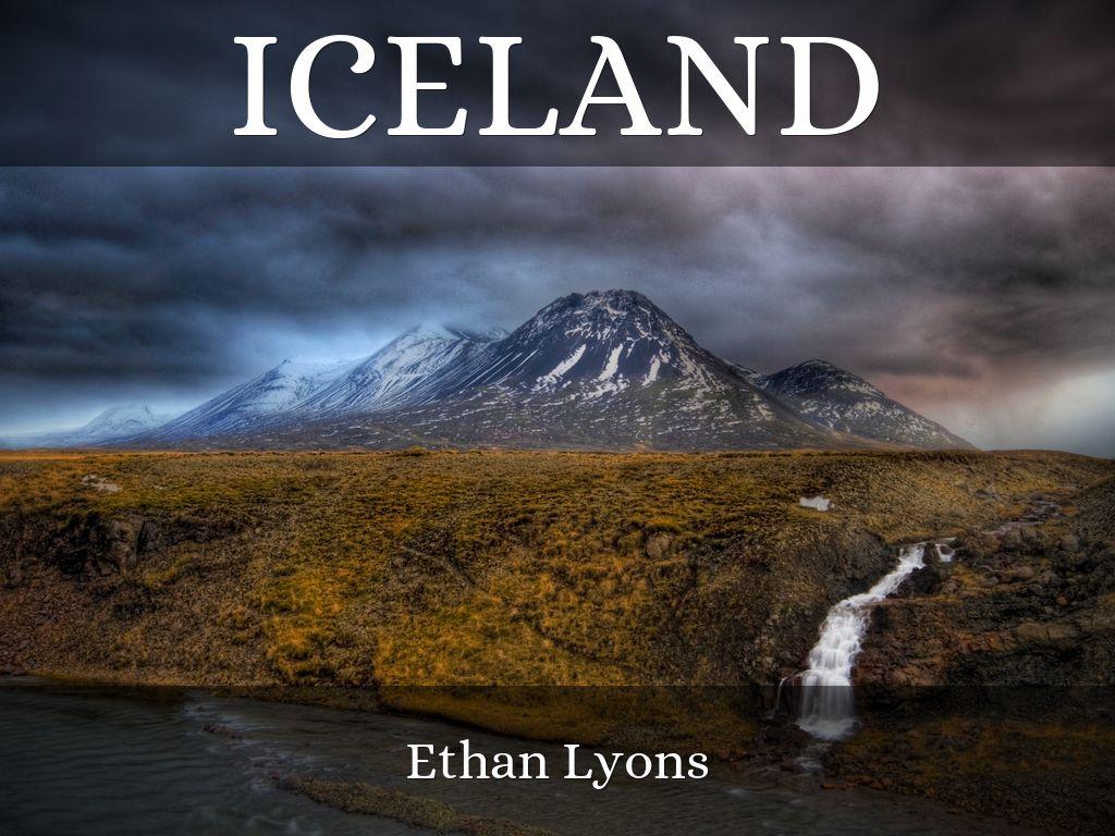 Egilsstadir Iceland Map