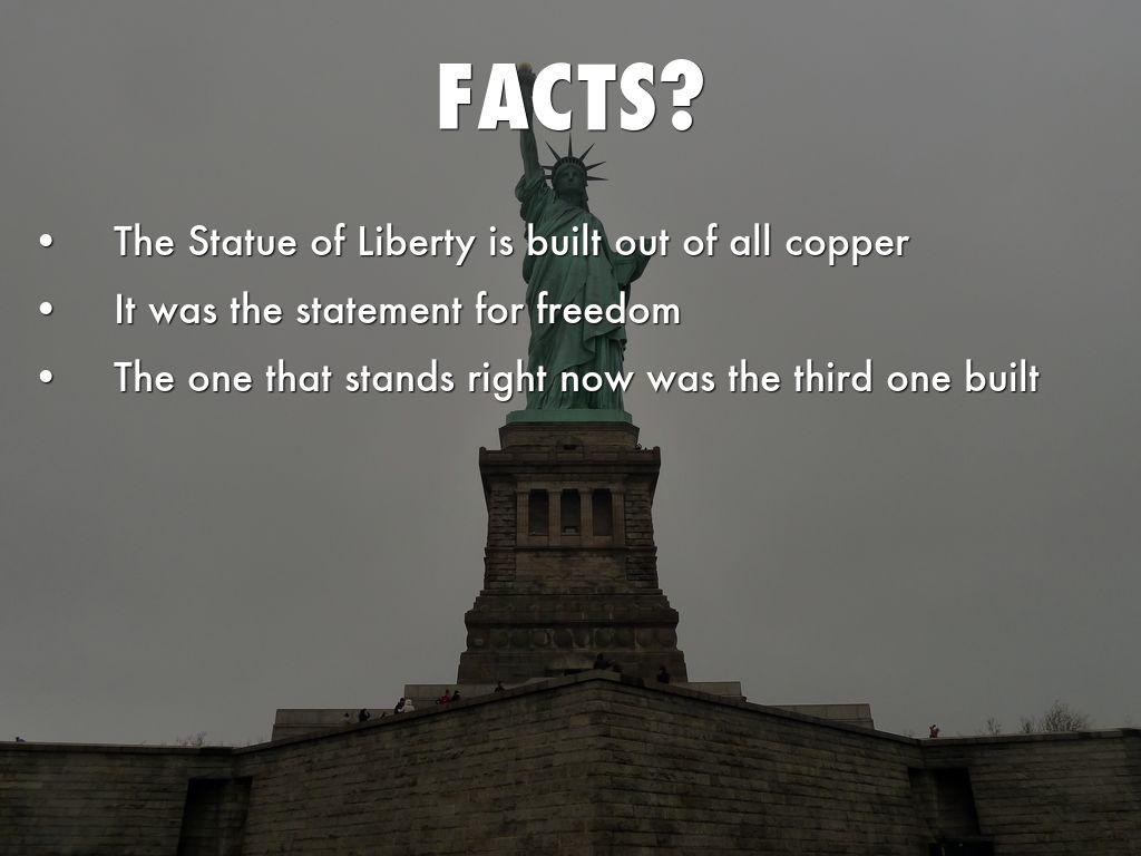 The Statue Of Liberty By Logan Lorang