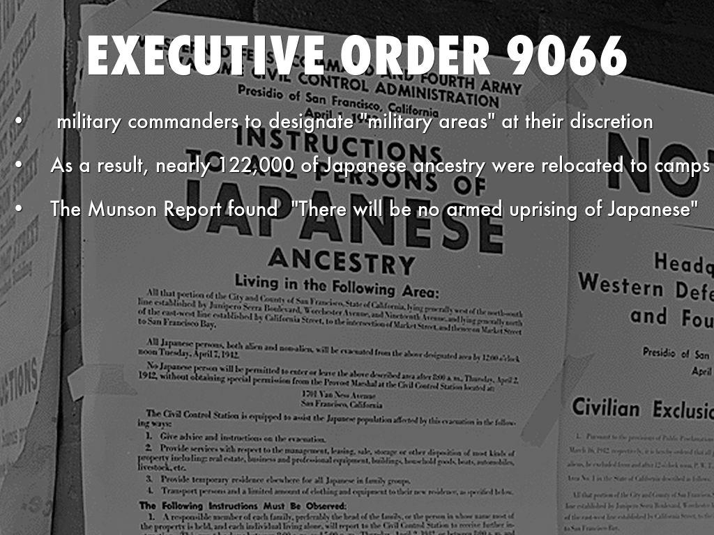 9066 Copy Executive Order