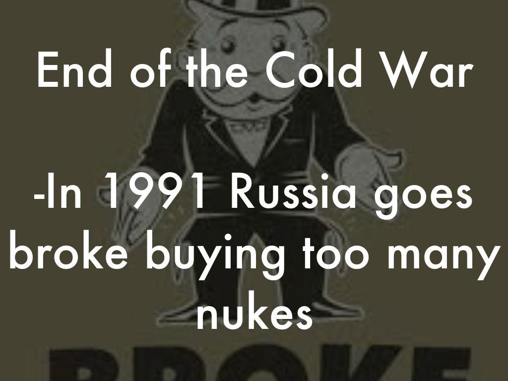 The Cold War By Robert Green