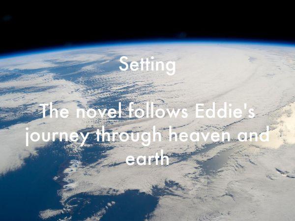 5 People You Meet In Heaven by davidhezekiel