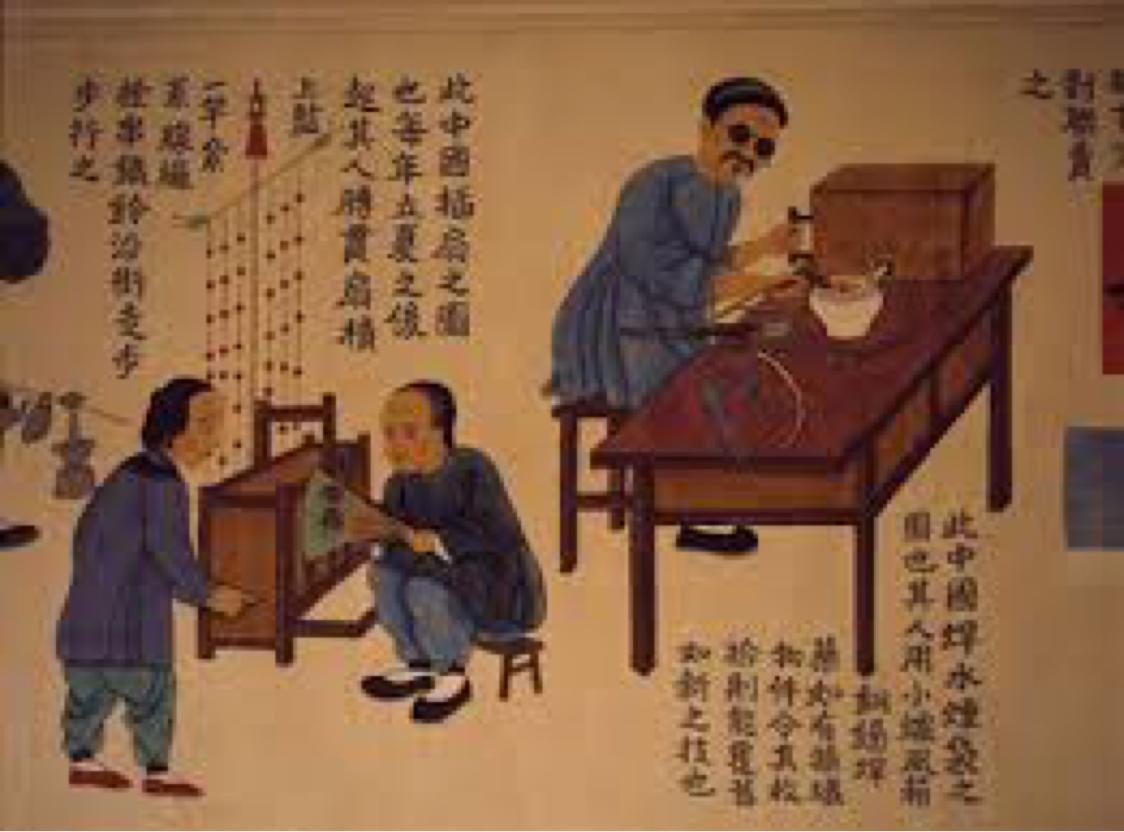 Chinese Craftsmen