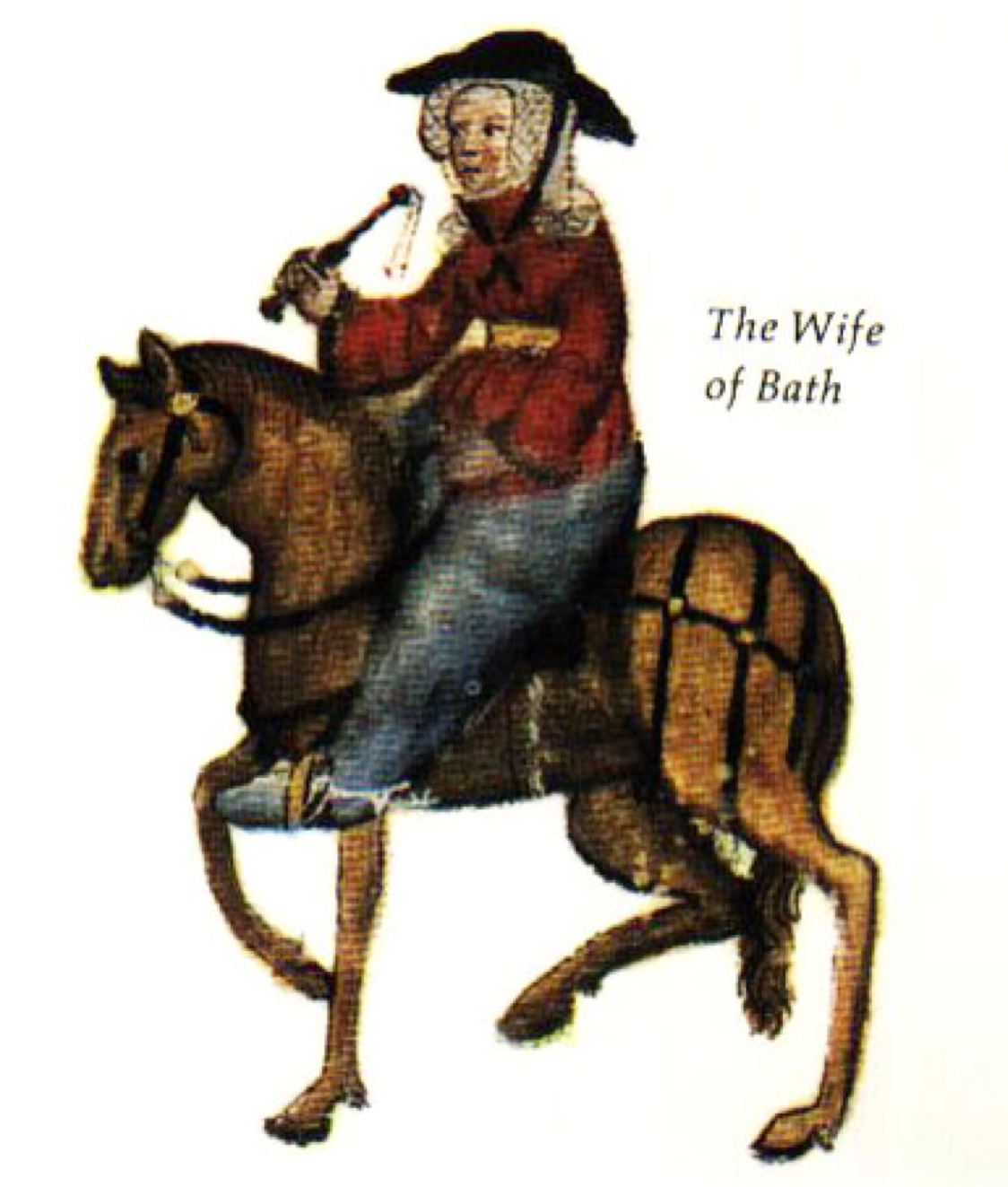 Copy Of The Canterbury Tales By Blake Warren