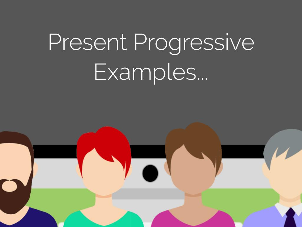 What Are Present Participle Verbs And Ing Grammar