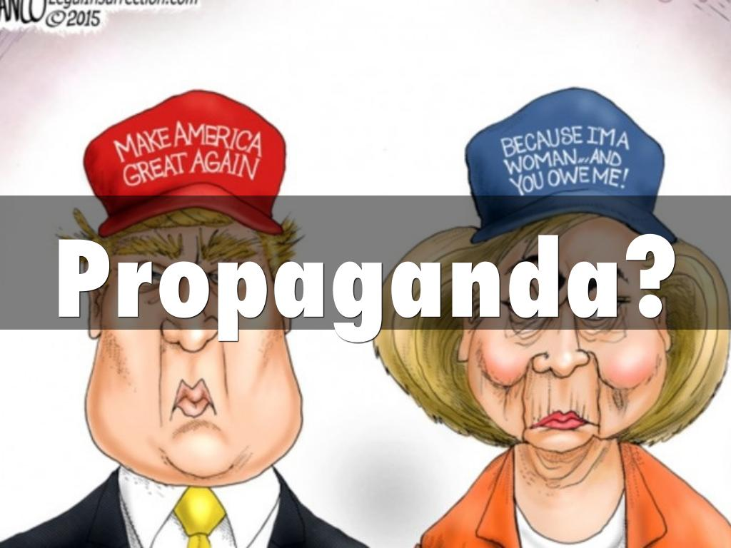 Propaganda Past And Present By Meghan Stadum