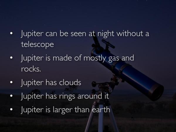 Jupiter by Asahel Lopez