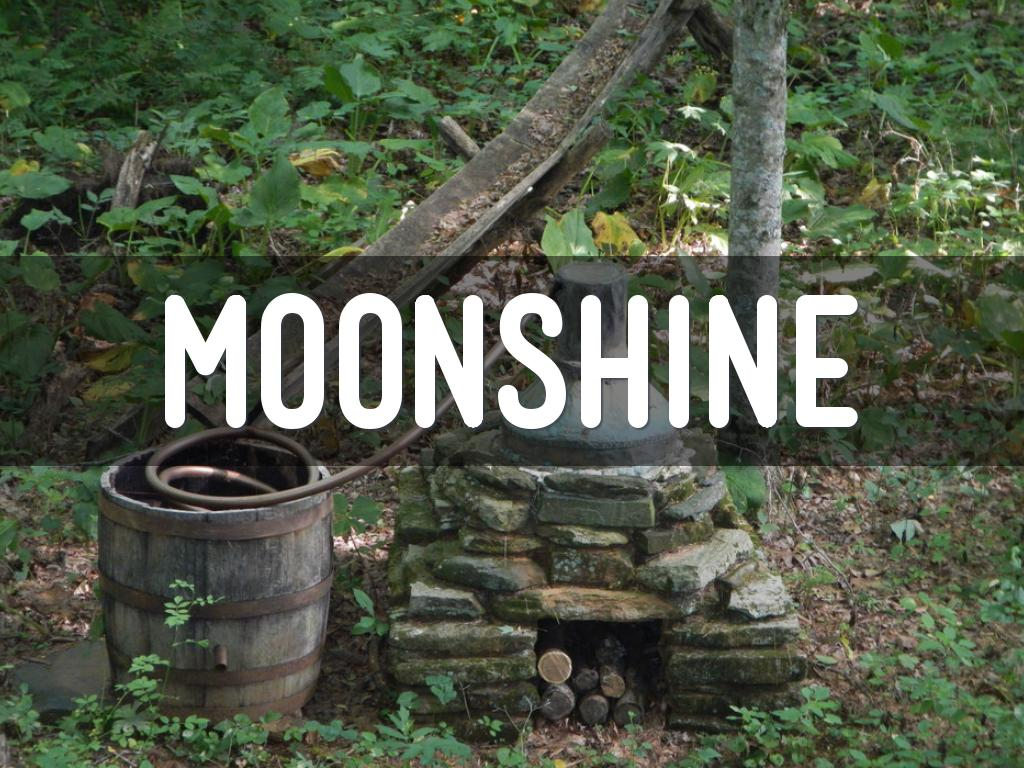 Moonshine By Andy Lasko