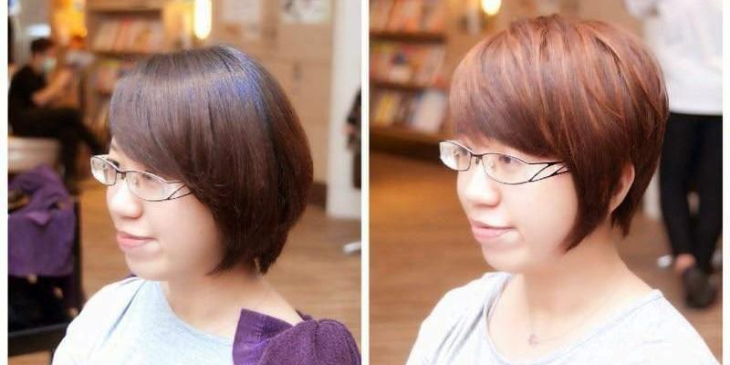 2014夏季流行髮色、髮型-【焦糖色】作品集分享