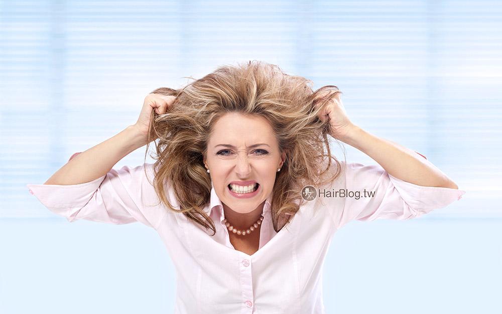 自然捲頭髮的四大分類