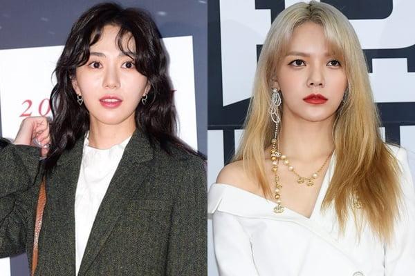 권민아 손목 자해 흉터 공개→AOA 지민 직접 언급 잘못 인정하고 사과하라전문   텐아시아
