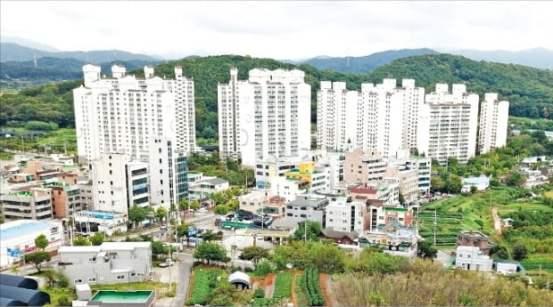 신도시 투기 논란에도 … 시흥 아파트 2 개월 만에 2 억 급등