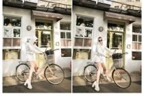 [穿搭]短暫的陽光穿搭,Oshale歐莎蕾讓我盡情揮灑在太陽光底下 : )